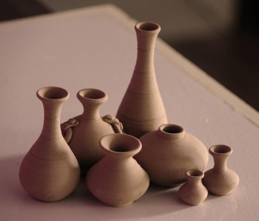 tour de poterie